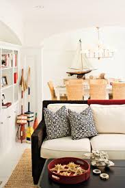 before and after 18 budget friendly makeovers southern living graphic living room after