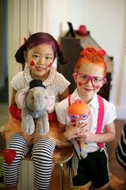 Lalaloopsy Halloween Costumes Halloween Costume Lalaloopsy Easy 1 2 3 Nicki