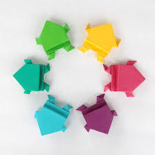 Easy Paper Craft For Kids - 15 origami paper crafts for kids to create make and takes