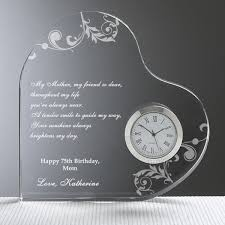 turning 60 birthday gifts engraved 60th birthday gifts 75th birthday gift ideas for 25
