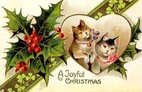 15 amazing christmas cards cats kitty bloger