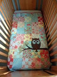 Boy Owl Crib Bedding Sets Baby Crib Bedding Sets Neutral Baby Boy Quilt Farm Animal Tractor