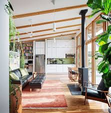 Nir Pearlson House Plans An Owner Built Studio Dwelling Small House Bliss