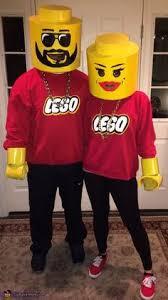 Lego Halloween Costume Lego Couple Love Halloween Brit