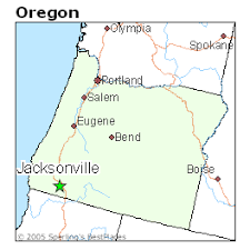 best places to live in jacksonville oregon