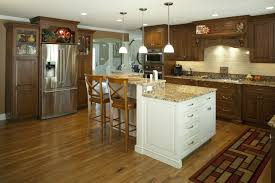 Kitchen With Two Islands Kitchen Design Magnificent Kitchen Island With Stove Kitchen