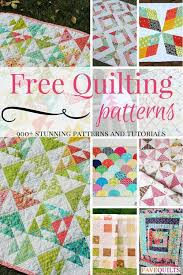 quilt pattern websites 900 free quilting patterns favequilts com