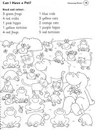 zoo worksheets animals worksheets read and colour best