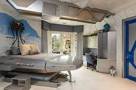coolest star wars bedroom ever is in a 15mm megamansion in