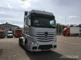 used mercedes benz actros 2546 tractor units year 2017 price