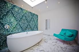 bathroom with turquoise tile brightpulse us