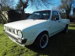 volkswagen caddy pickup mk1 vw caddy mk1 1 8 sport gti in gloucester gloucestershire