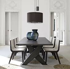 Modern Dining Table And Chairs Best 25 Dark Wood Dining Table Ideas On Pinterest Dinning