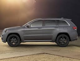 jeep grand cherokee 2017 blacked out thinking of blacking out my overland stock wheels jeep garage