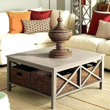 black coffee table with storage coffee table with storage baskets storage tables coffee table with