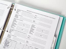 the ultimate wedding planner ultimate wedding planner 75 organizational printables