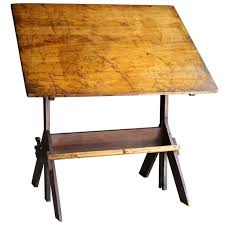 Antique Wood Drafting Table Best 25 Modern Drafting Tables Ideas On Pinterest Reclaimed
