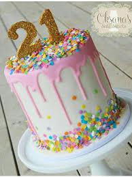 best 25 21 birthday cakes ideas on pinterest pink birthday food