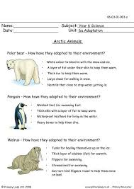 animals habitats worksheets mreichert kids worksheets