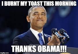 Thanks Obama Meme - 2nd term obama meme imgflip