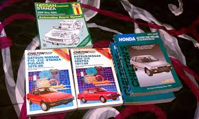 old nissan datsun and honda chilton repair manuals nissan forum