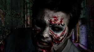 zombie makeup how to gory zombie part 1 halloween makeup