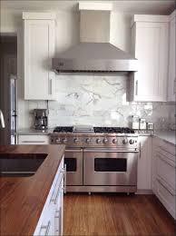 Stainless Steel Backsplash Kitchen Kitchen Stainless Steel Tile Trim Backsplash For Stove Area