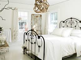 Shabby Chic Bed Frames by Shabby Chic Iron Bed Frame Home Design Ideas