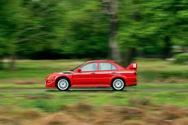 mitsubishi evo rally car past masters used mitsubishi lancer evo vi review autocar