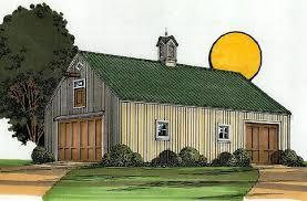 country barn plans arlington pole barn plans 24 x42 all purpose barn with loft