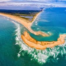 North Carolina Beaches images A new island has appeared off the north carolina coast
