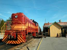 alabama train rides and museums