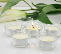 glass tea light holders clear glass candle holders votives tea lights wedding centerpiece