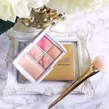 hourglass surreal light palette hourglass ambient surreal light palette review and swatches