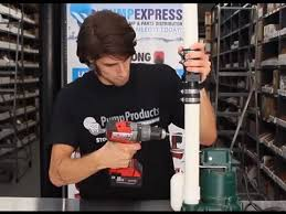 How Does A Pedestal Sump Pump Work Why Your Sump Pump Needs A Vent Hole Youtube