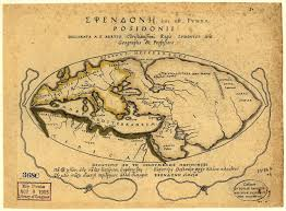 Mediterranean Sea World Map by Ancient Maps Atlantis In The Java Sea