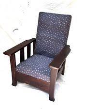mission morris chair ebay