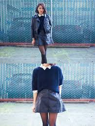 Top  lydia martin  skirt  blouse  teen wolf   Wheretoget teen mini skirts