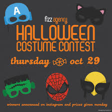 st clair advertising program is hosting a halloween costume