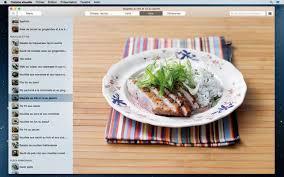 cuisine visuelle cuisine visuelle dans le mac app store