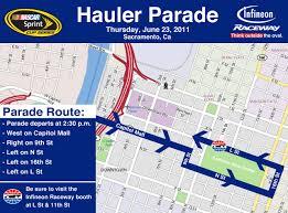 Las Vegas Motor Speedway Map by Nascar Hauler Parade Comes To Sacramento Thursday June 23 News