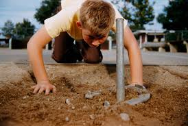 how to build a backyard horseshoe pit howstuffworks