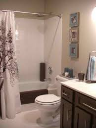cute apartment bathroom ideas bathroom decorative small bathroom ideas with shower curtain