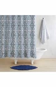 blue shower curtains nordstrom
