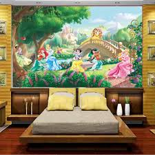 compare prices on kids wall murals wallpaper castle online 3d photo wallpaper custom kids room mural snow white forest castle painting sofa tv background non