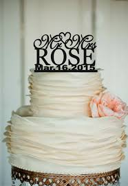 custom wedding cake toppers and groom personalized wedding cake topper silhouette wedding cake topper