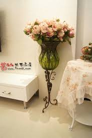 comely image of home interior decoration using light pink rose