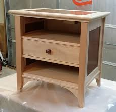 maple night stand part three diary of a wood nerd