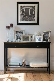 house of hton console table a stylish and dramtaic painted console table in a refined style with