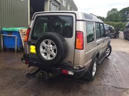 currently breaking 2003 land rover discovery 2 facelift 2 5